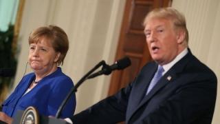 """Trump continuă atacul fără precedent la adresa Germaniei şi al NATO! Cu toate astea, ecourile sunt... """"constructive"""""""