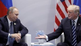 """Trump: """"Niciun preşedinte nu a fost atât de ferm ca mine în raport cu Rusia"""""""