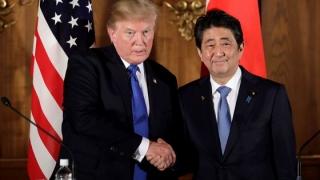 Trump, nominalizat de premierul japonez la premiul Nobel pentru Pace