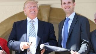 Trump recunoaşte: fiul său s-a întâlnit cu o avocată din Rusia!