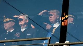 Donald Trump, întâlnire importantă cu mai-marii Armatei americane