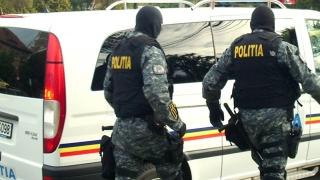 Trupele speciale au intrat peste suspecți de evaziune fiscală