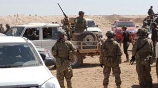 Forțele aeriene ruse au bombardat din greșeală rebeli sirieni susținuți de SUA