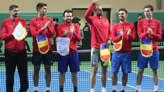 Întâlnirea România - Zimbabwe, din Cupa Davis, la Piatra Neamț