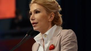 Raluca Turcanu cere demisia lui Tăriceanu din funcția de președinte al Senatului