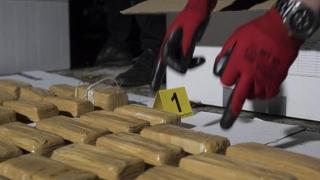 Turcia: Droguri în valoare de 460 de milioane USD, confiscate în acest an