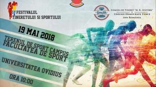 Turcii din Constanța sărbătoresc Ziua Tineretului și Sportului!
