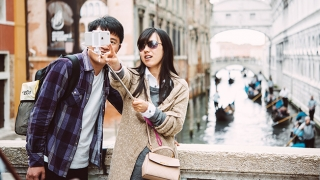Turiştii chinezi invadează Europa