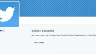 Twitter blochează conturile unde sunt publicate injurii la adresa persoanelor publice