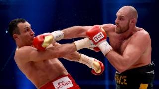 Meciul dintre Fury și Klitschko se va disputa pe 9 iulie