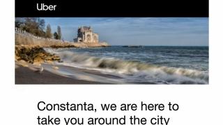 Uber se extinde în Constanța