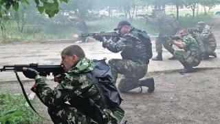 Noi lupte în estul Ucrainei
