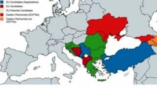 Albania și Macedonia vor în UE. UE pare să nu fie 'pregătită' încă