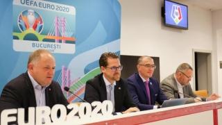 O delegație a UEFA a evaluat, la Bucureşti, stadiul pregătirilor pentru EURO 2020