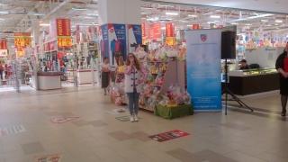 S-a deschis o expoziție cu obiecte de Paște la Maritimo