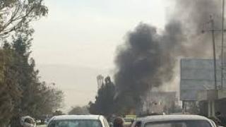 Un autobuz cu civili a sărit în aer! A lovit o mină talibană