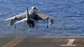 Un avion american s-a prăbușit lângă Japonia