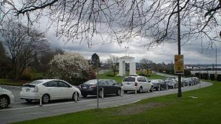 Trafic rutier infernal în Europa și cozi kilometrice la frontiere, înainte de Paște