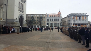 Constănțenii serbează Unirea Principatelor Române
