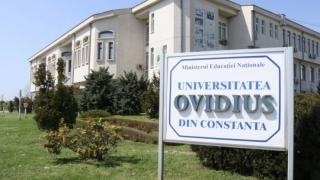 Universitatea Ovidius din Constanța scoate la concurs 5.171 locuri pentru studii de licență