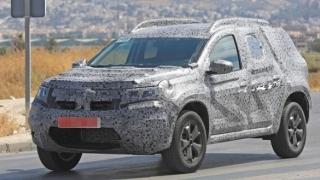 Surpriză! Dacia va lansa un SUV mai mare decât Duster