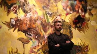Un pictor român a stabilit recorduri la case de licitaţie internaţionale