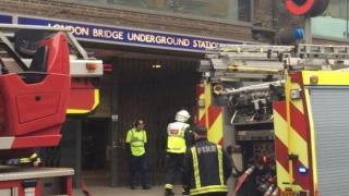 Un prim inculpat pentru atentatul comis la metroul din Londra