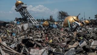 Un puternic seism cu magnitudinea de 7,3 a lovit Indonezia