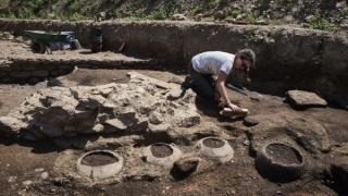 """Un sit arheologic excepțional, un """"mic Pompei"""", descoperit în sud-estul Franței"""