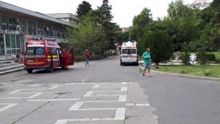 Vară de FOC la Spitalul de Urgență Constanța!
