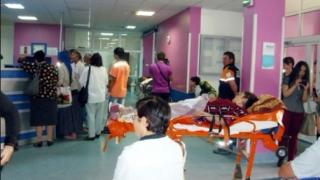 Căpuşe, droguri şi mii de pacienţi, toate la UPU Constanţa, de 1 mai