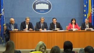 Comitetul Naţional pentru Situaţii Speciale de Urgenţă a luat decizia de suspendare a cursurilor în învăţământul preuniversitar în perioada 11 – 22 martie