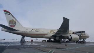 Aterizare de urgenţă pe Aeroportul Otopeni! Unei pasagere i s-a făcut rău