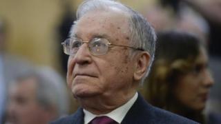Ion Iliescu, urmărit penal pentru infracţiuni contra umanităţii, în DOSARUL REVOLUŢIEI