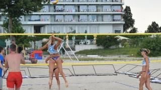 Academia de Volei Tomis Constanța organizează Turneul de Volei pe Plajă Reciclad'OR