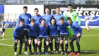 FC Viitorul U15 va evolua la București, în etapa semifinală din Liga Elitelor U15