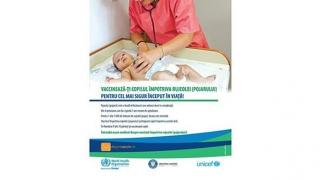 UNICEF și Organizația Mondială a Sănătății, ÎNGRIJORATE!