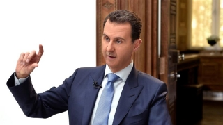 """Bashar al-Assad anunţă că va """"continua să lupte să, învingă terorismul"""""""