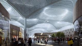 Va fi cel mai aglomerat aeroport din lume! 52 de oameni şi-au pierdut viaţa pe şantier! Vezi unde