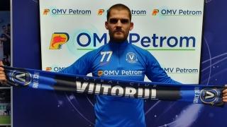 Valerijs Sabala, noul atacant al FC Viitorul Constanța