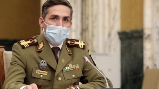 Valeriu Gheorghiță: Vaccinarea anti-COVID cu a treia doză ar putea începe în septembrie