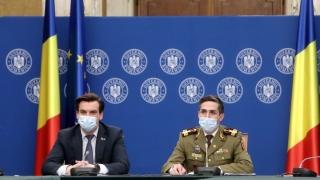 Valeriu Gheorghiţă: 760.000 de persoane se află pe listele de așteptare pentru vaccinul anti-COVID