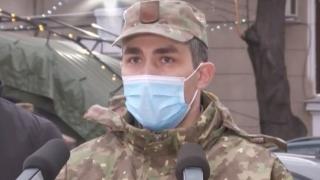Valeriu Gheorghiţă: Ar trebui să avem cel puţin 20.000 de persoane vaccinate zilnic