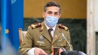 Valeriu Gheorghiţă: aproape 90% dintre persoanele diagnosticate cu COVID-19 sunt nevaccinate