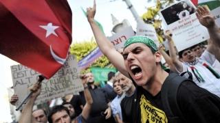 Cinci persoane, arestate pentru încercarea de a intra cu forţa în Consulatul israelian din Istanbul