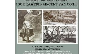 Van Gogh la Constanța