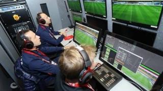 Arbitraj video la partidele din play-off-ul UEFA Nations League