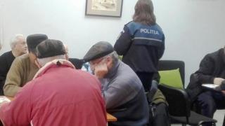 Vârstnicii constănțeni, chemați la instruire