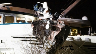 Zeci de victime după ce un vas de croazieră a lovit pilonul unui pod