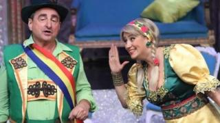 Vasile Muraru pe scena Teatrului de Stat Constanța